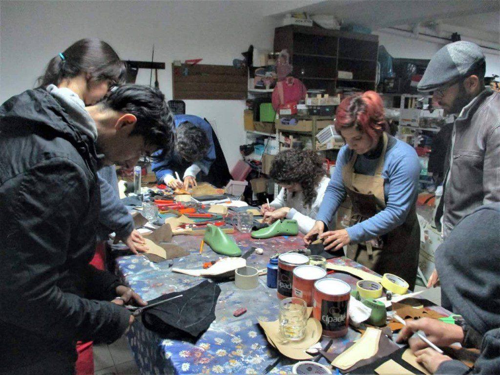 IV Workshop de Sapataria Artesanal: Aprende a fazer os teus Próprios Sapatos com Ana Cabete @ Chão das Pias - Distrito de Leiria